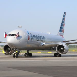 American Airlines begins new service between Prague and